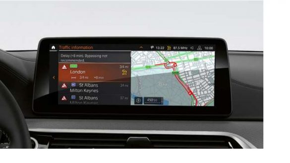 BMW Maps – Connected Navigation