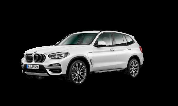 BMW X3 xDrive30e Plug-In Hybrid
